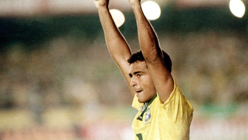A marra de Romário nas eliminatórias da Copa de 2002