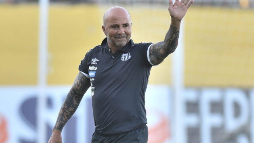 Em pouco tempo, Sampaoli dá nova cara ao Santos