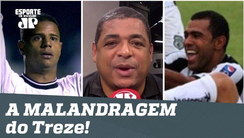 Histórias do Vampeta: o time que FO*** o Corinthians na MALANDRAGEM!