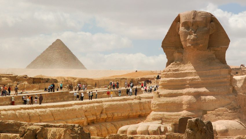 Histórias do Vampeta: O passeio pelas pirâmides do Egito