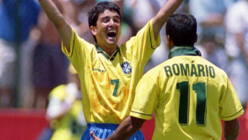 Histórias do Vampeta: Bebeto e o 5º pênalti na final da Copa de 94