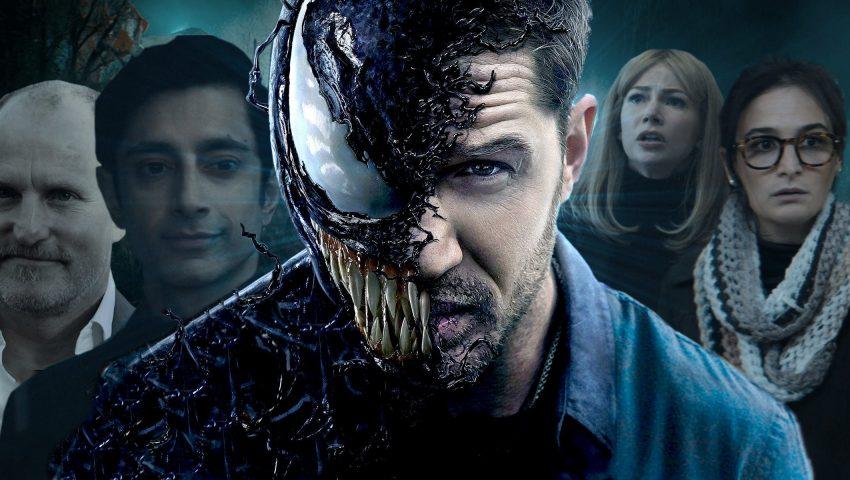 """""""Venom"""" já está em cartaz nos cinemas brasileiros"""