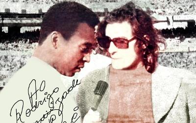 Pelé 70 anos: Wanderley Nogueira e o Rei