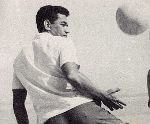 A lenda nasceu com Garrincha