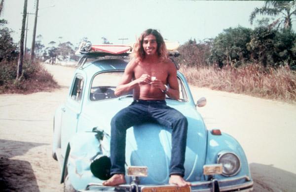 Rico de Souza: pioneiro do Surf tem história eternizada em documentário