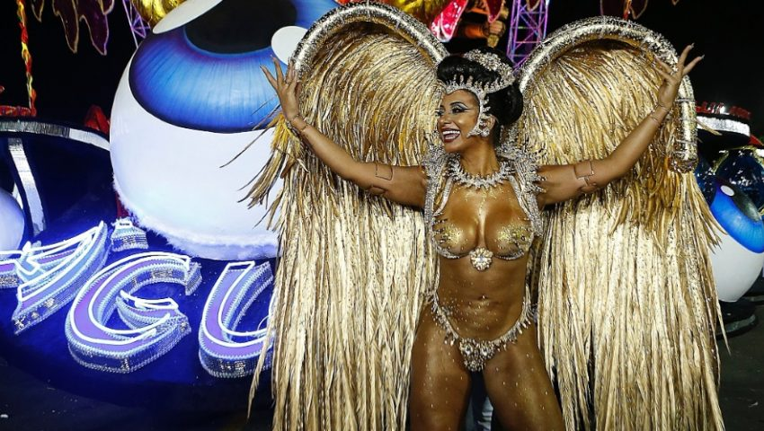 Cinthia Santos: a Soberana do Carnaval