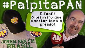 #PalpitaPAN continua! Arrisque seu palpite e ganhe prêmios