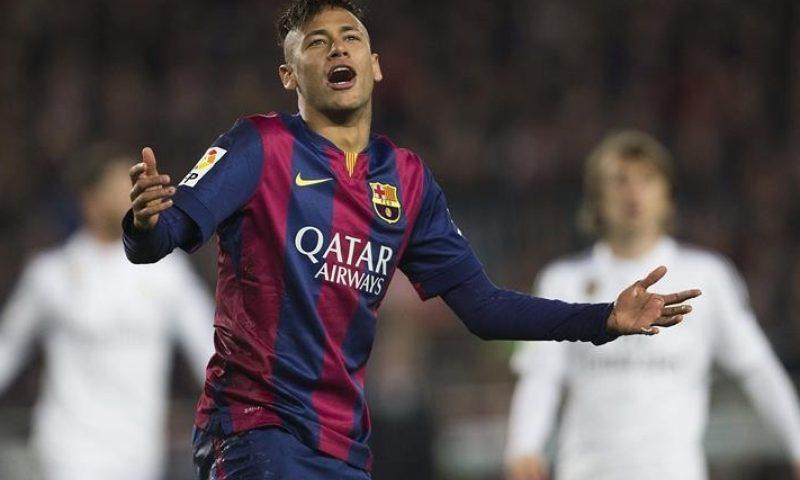 Neymar x Justiça da Espanha
