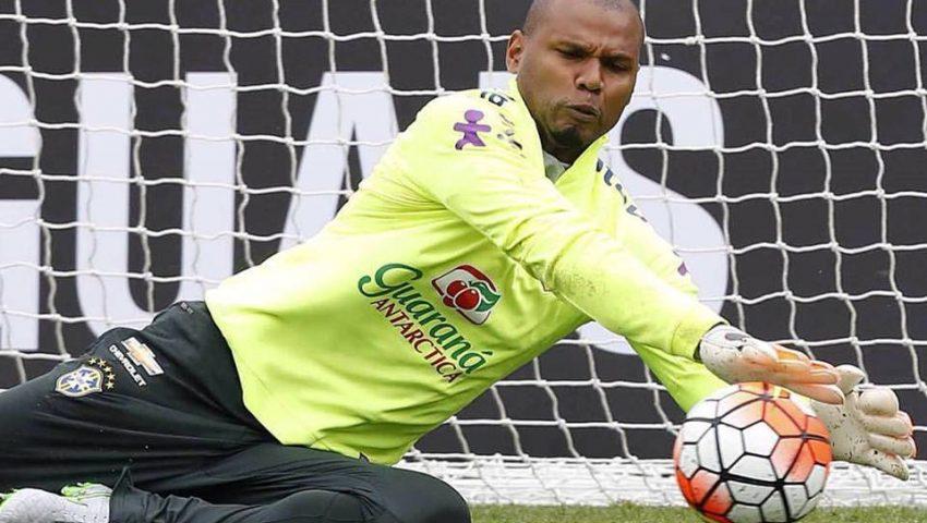 Goleiro de Série B na Seleção Brasileira não dá!