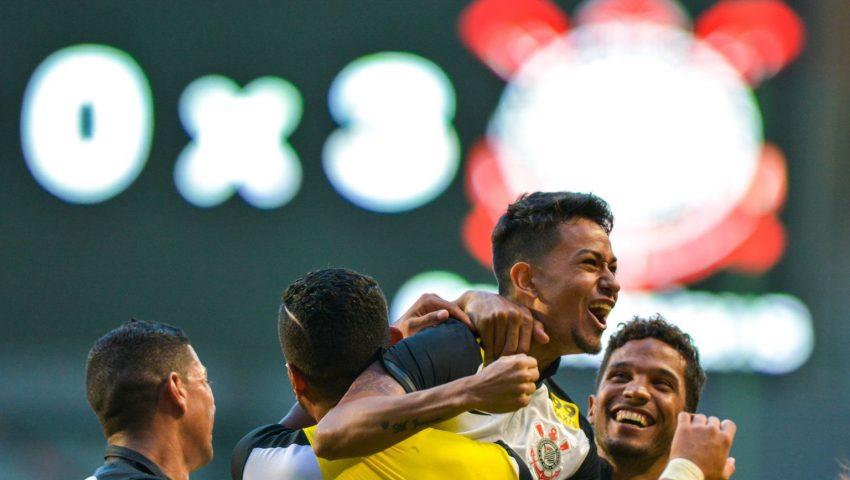 Incomoda muita gente, mas o Corinthians já liquidou o Brasileirão