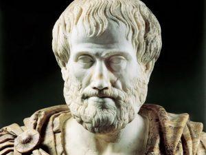 Os times e Aristóteles