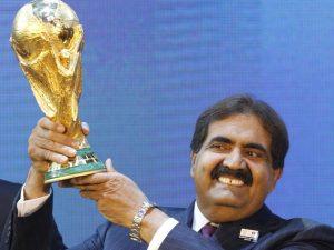 "FIFA pode ""discutir"" Catar/2022"