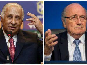 """REVIRAVOLTA:  FBI pode trocar """"colaboração"""" de  Del Nero pela de Blatter"""