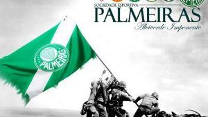 PALMEIRAS triunfou na derrota
